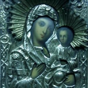 Иконы, церковная утварь