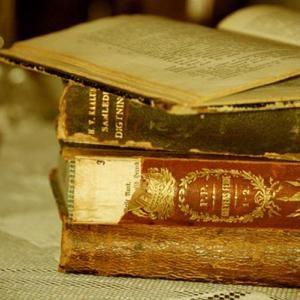 Букинистические и антикварные книги