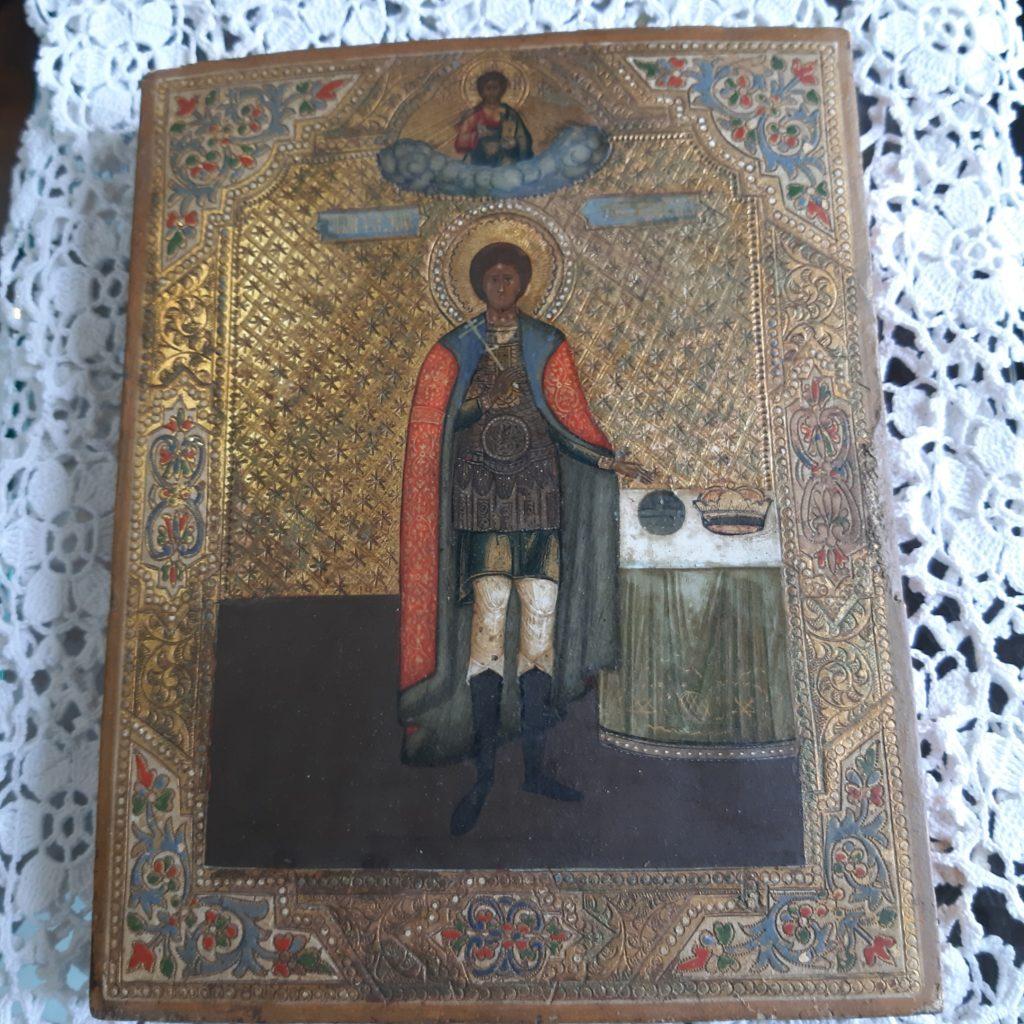 Иконы, церковная утварь — Антиквариат в Пскове  Казанская Божья Матерь Казанский Собор